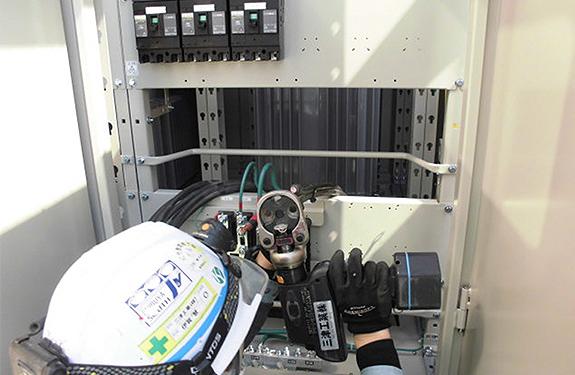 施工事例 | 電気設備工事や空調設備工事のことなら東京の三津工業